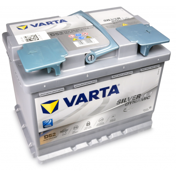 Varta AGM Start-Stopp