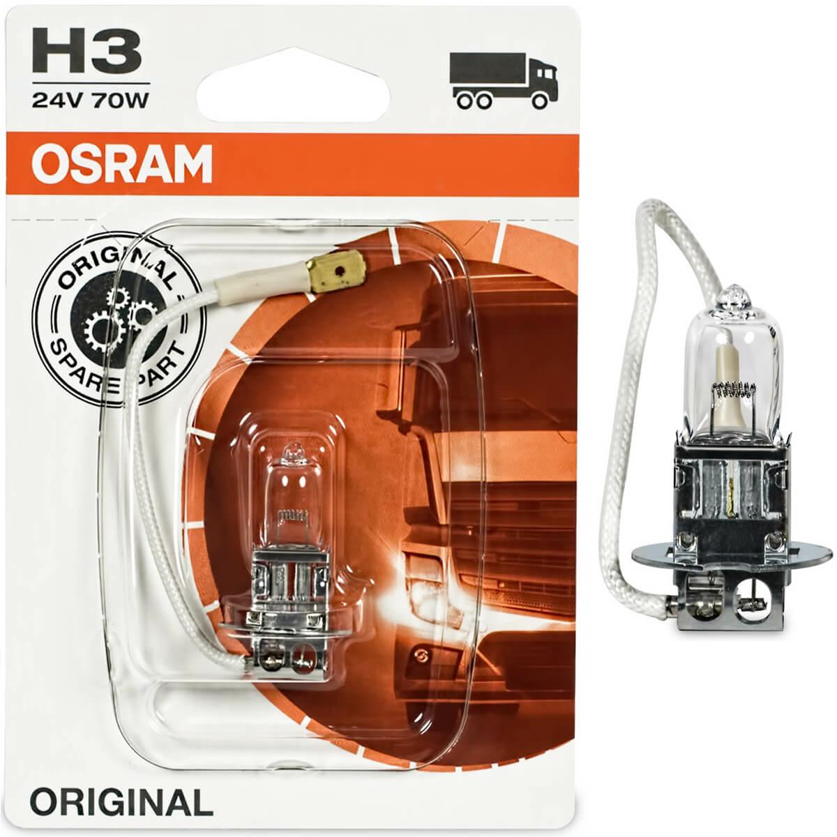 Osram Original Line H3 64156-01B 24V 1 St.Einzelblister