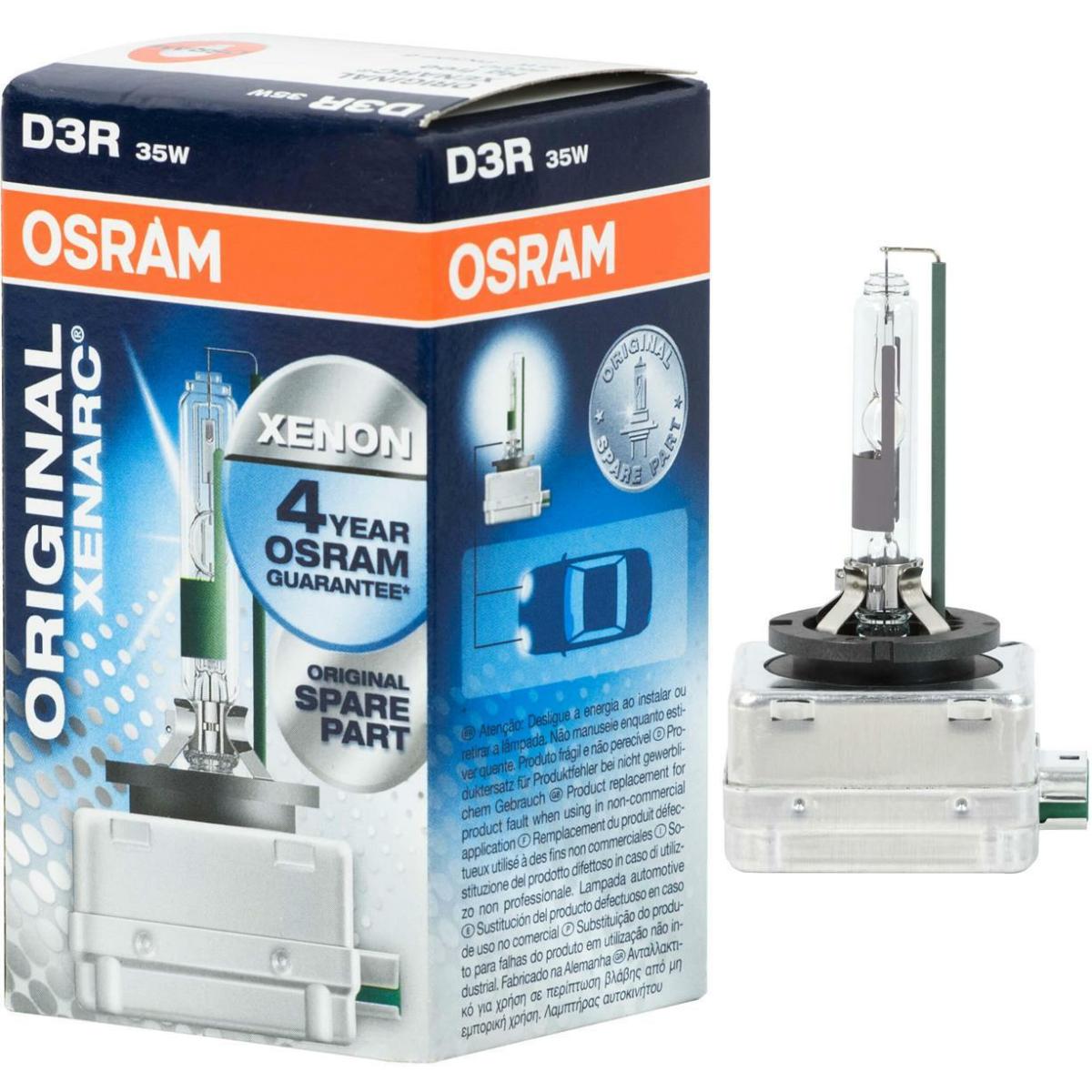 Osram Xenarc Original D3R 66350 Xenon torch (1 pc.)