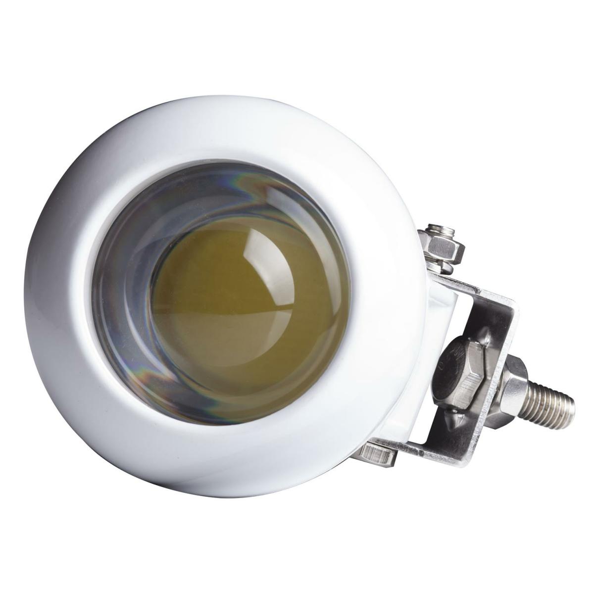 LED Arbeitsscheinwerfer LY8015C 12V 24V rund weiß