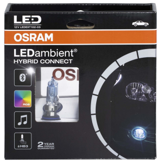Osram LEDEXT102-03 LEDambient Styling Lights, 1 Set