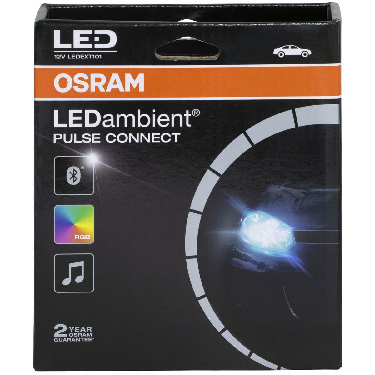 Osram LEDEXT101 LEDambient Styling Lights, 1 Set