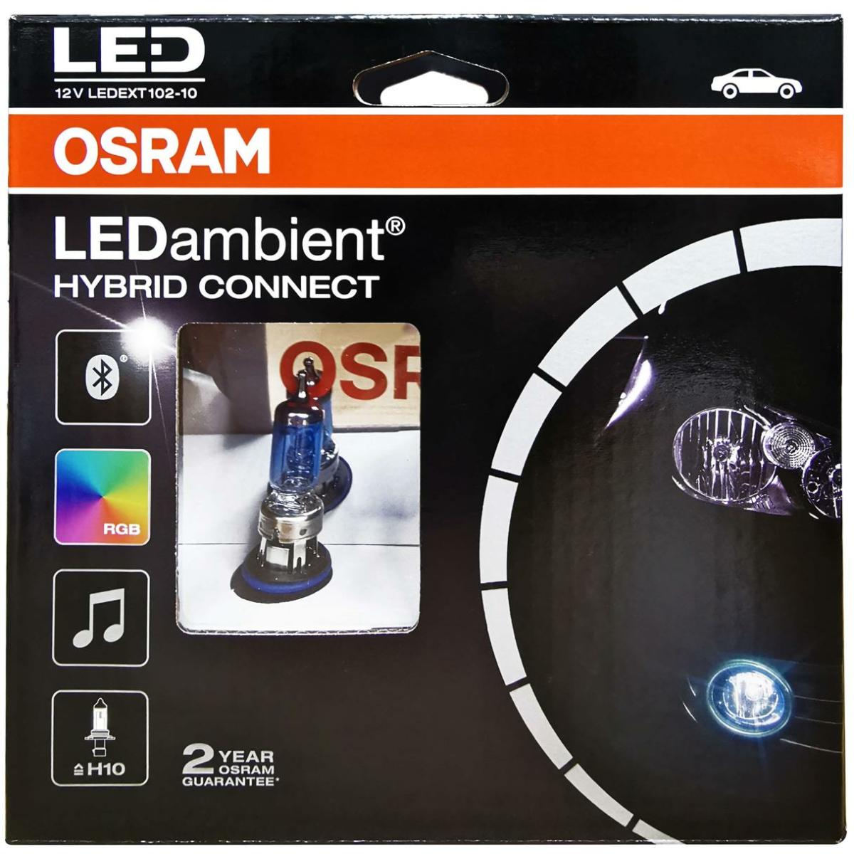 Osram LEDEXT102-10 LEDambient Styling Lights, 1 set