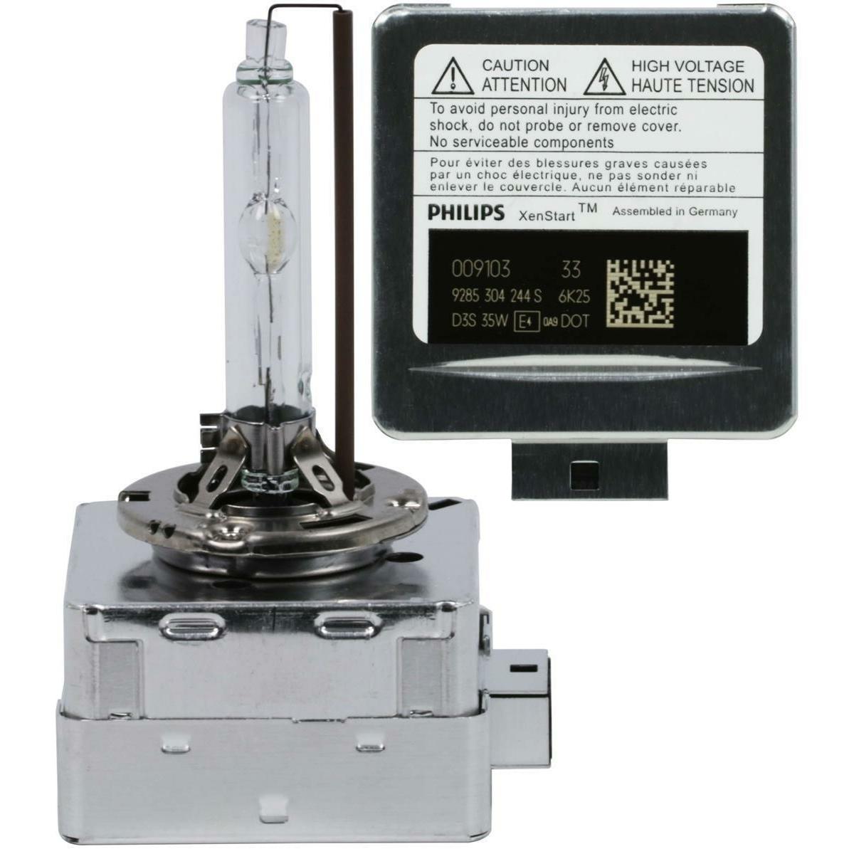 Philips D3S 42403C1 XenStart Standard Xenon Brenner 1St.