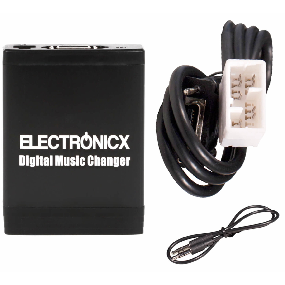 Adapter USB SD AUX for Honda Goldwing