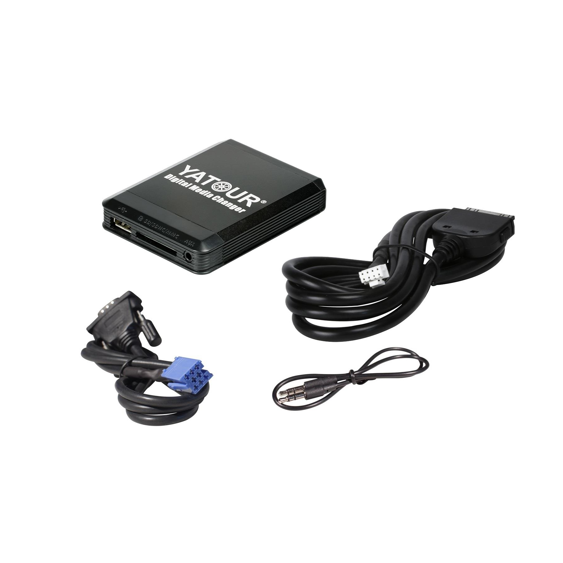 Yatour USB SD iPhone iPod iPad AUX Adapter VW, Skoda, Seat Ford